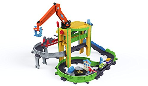 TOMY StackTrack Motorized Drop Load