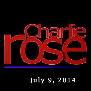 Charlie Rose: Carter Ham, Mike Needham, Ed Rollins, Bob Costa, Peter Gammons, George Mitchell, and Richard Sandomir, July 9, 2014 Radio/TV Program