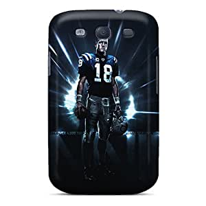 High Quality Hard Phone Covers For Samsung Galaxy S3 (Roc5158FSjY) Unique Design Colorful Indianapolis Colts Pictures