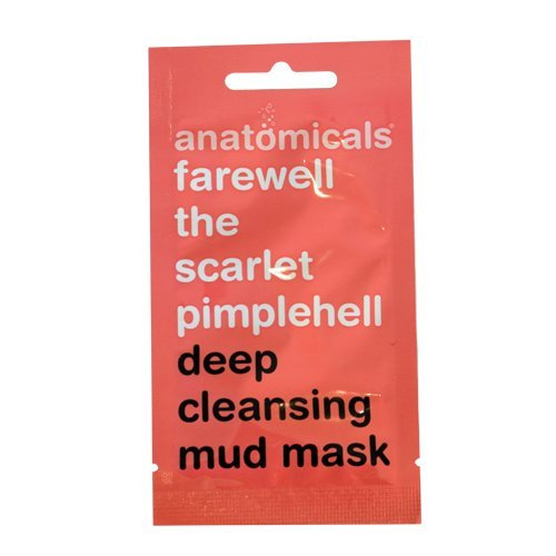 Anatomicals Farewell The Scarlet Pimplehell - Face Mask