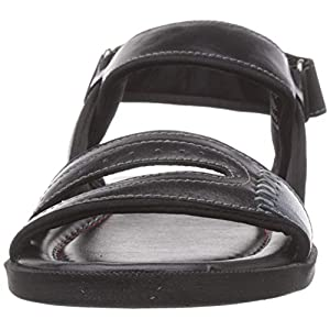 BATA Men's Colson Leather Sandals