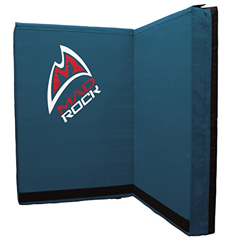 Mad Rock Mad Pad (Blue) (Best Bouldering Crash Pad)