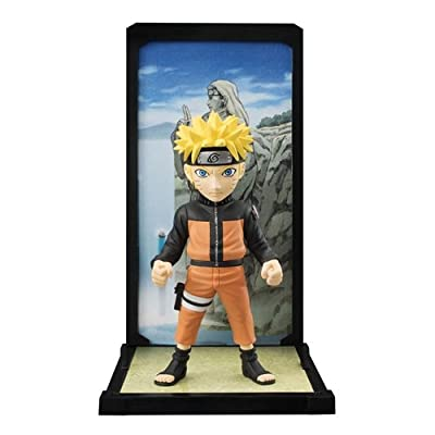 "Bandai Tamashii Nations Buddies Uzumaki ""Naruto Shippuden"" Action Figure: Toys & Games"