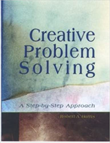 Amazon com: Creative Problem Solving: A Step-by-Step