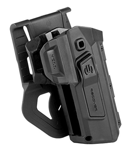 ReCover Tactical HC11 Universal Accessory Holster for the CC3H and CC3P Grip and Rail System (Active Retention, Right)