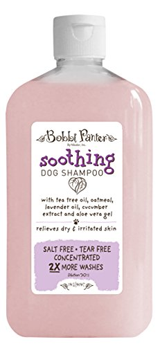 Bobbi Panter Natural Soothing Dog Shampoo, 14-Ounce