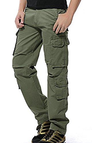 8 Pocket Cargo Pants - 9