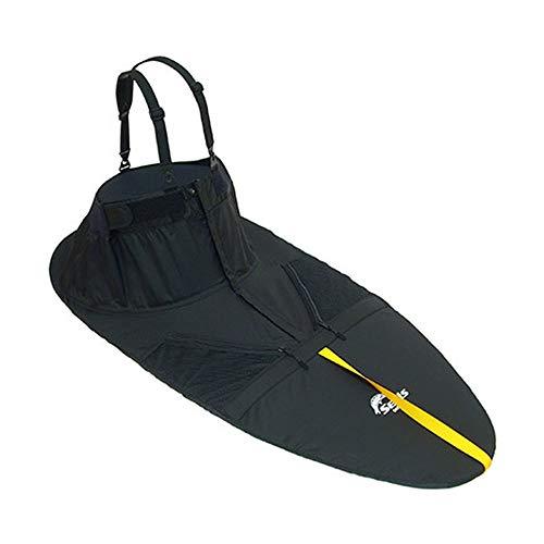 SEALS Sneak Sprayskirt, 7.0 Black One Size