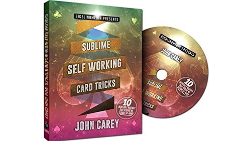 Big Blind Media Magic Trick | Sublime Self Working Card Tricks by John Carey | Close Up