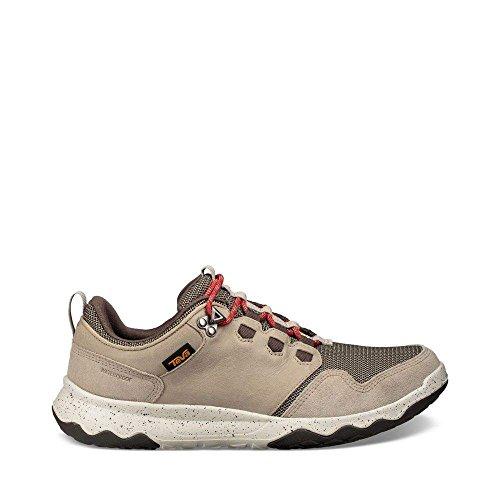 Teva Men's M Arrowood Waterproof Hiking Shoe,Plaza Taupe,11 M US