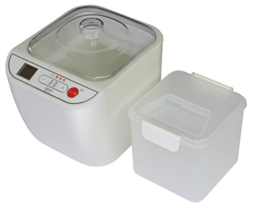 "NAKASA ""AMAZAKE"" (Sweet Fermented Rice Drink) Maker NAM-10L【Japan Domestic genuine products】"