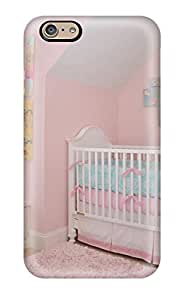 Christopher Connor YXgmJAd21942uDZds Case For Iphone 6 With Nice Pink Girl8217s Nursery With Crib Nook Appearance