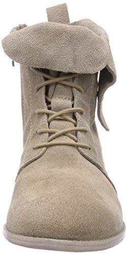 Tamaris 25108 - bota chukka de cuero mujer marrón - Braun (Pepper 324)
