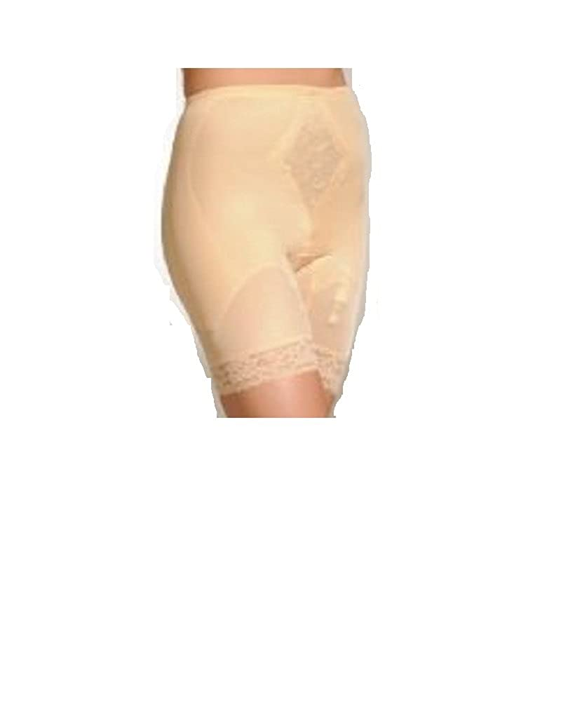 09d1390e0 Rago Shapewear Long Leg Pantie Girdle Style 6795 - Beige - 2XLarge at  Amazon Women s Clothing store  Thigh Shapewear