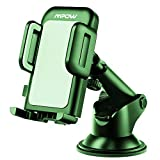Mpow Dashboard Car Phone Holder, Washable Sticky Gel Pad with One-Touch Design Dashboard Car Phone Mount for iPhone XS/XS Max/XR/8/8Plus/7/7Plus/6s/6Plus/5S, Galaxy S5/S6/S7/S8, Google Nexus