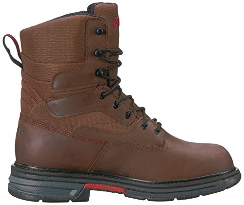 Construction Brown Boot Rocky RKK0178 Men's q8ABUy1g6