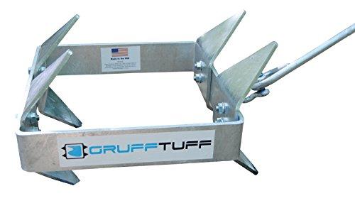 GruffTuff Box Anchor-Small - GruffTuff boat anchor