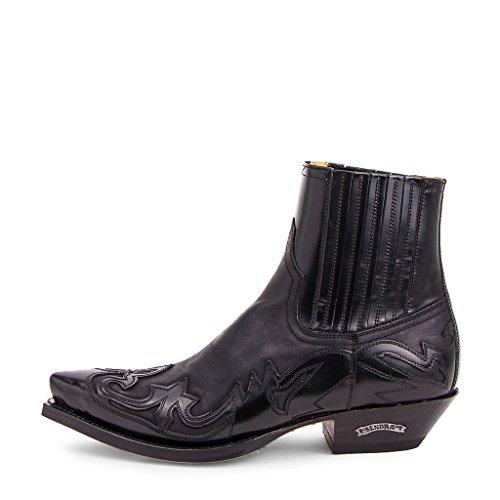 Nero Sendra Uomo Boots Stivali Nero OUUtq7rw