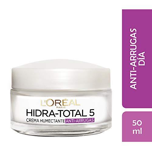 L'Oreal Paris Crema Antiarrugas Hidra Total5, 50 ml