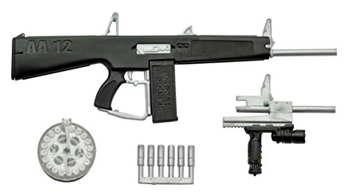 Tomytec Little Armory LA018: AA-12 Type Plastic Model Kit