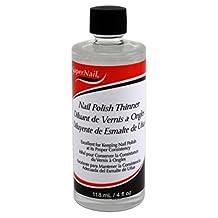 Super Nail Polish Thinner 4oz (3 Pack) by Supernail