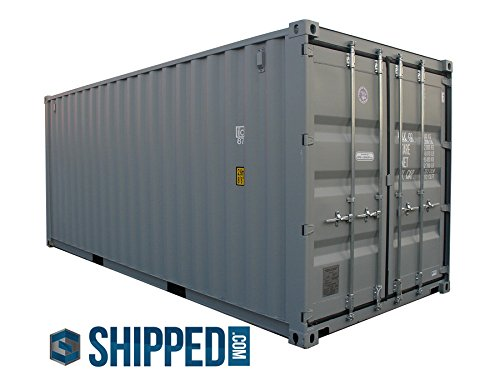 20ft NEW One Trip General Purpose Steel Shipping Containe...
