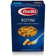 Barilla Pasta, Rotini, 16 Ounce