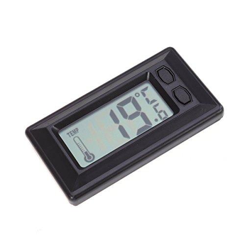 WINOMO Car Digital Thermometer Indoor LCD Temperature Gauge for Sedan SUV Truck Rv by WINOMO (Image #2)