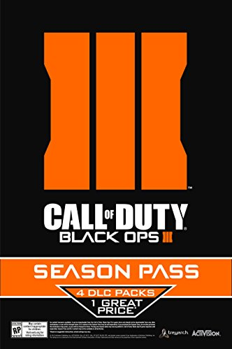 Price comparison product image Call of Duty: Black Ops III - Season Pass - PlayStation 4 [Download Code]