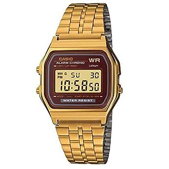 b0800996b9e Relógio Casio Digital Vintage A159wgea-5df + Calendário