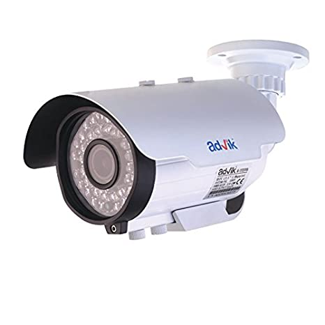 Buy Advik AURA HD 1 3MP 4in1 VF Bullet IR Metal Camera Online at Low