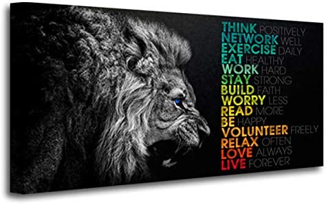 Art Motivational Inspirational Picture Decorative product image