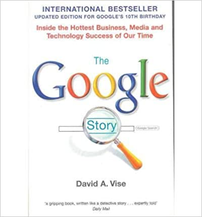 Book [(The Google Story )] [Author: David A. Vise] [Nov-2008]