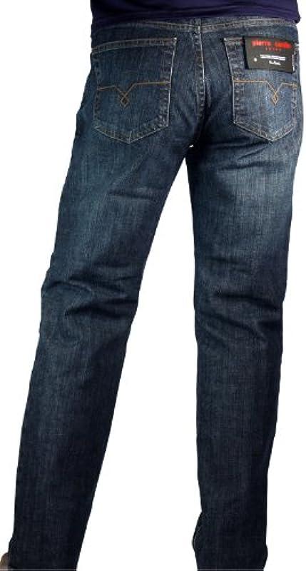 Pierre Cardin Stretch Denim Jeans Style Deauville w 33/30: Odzież