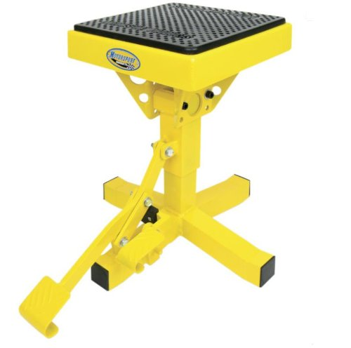 Motorsport Products Pro Lift Stand - Yellow 92-4027