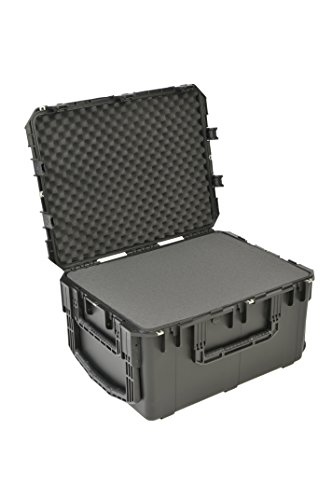 SKB 3i-2922-16BC iSeries Waterproof Case - 29'' x 22'' x 16'' with wheels Cubed Foam by SKB