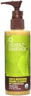 product image for Desert Essence Gentle Nourishing Organic Cleanser, 6.7 Fluid Ounce