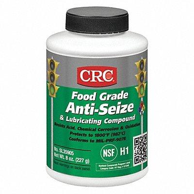 - Sta-Lube SL35905 8oz Food Grade Anti-Seize Brush/Top