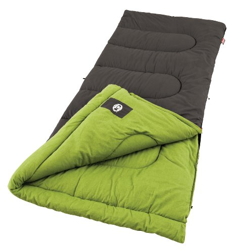 Coleman Duck Harbor Cool-Weather Sleeping Bag, Outdoor Stuffs
