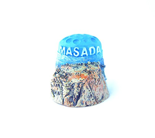 - Thimble Souvenir From Israel & Palestine Sewing Holyland Thimbles Collection