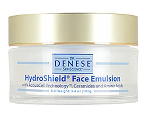(Dr. Denese HydroShield Face Emulsion 3.4 Ounces Super-Size)
