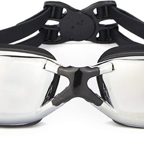 Plongée Lunettes Gris Unisexes lunettes Uv Protection Anti buée De Bringbring fwwUOq5