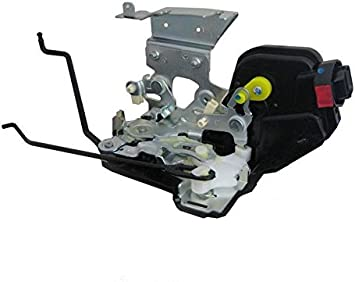 Hyundai Motors OEM 813252C000 Genuine Door Lock Latch Actuator Right RH 1-pc for 01 02 03 04 05 06 07 08 Hyundai Tiburon Tuscani
