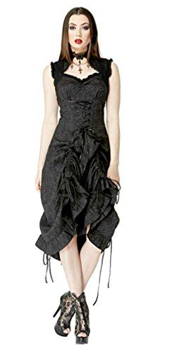 Victorian Steampunk Gothic Prom Dress