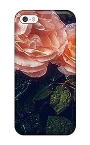 Amanda W. Malone's Shop TashaEliseSawyer Rose Durable Iphone 5/5s Tpu Flexible Soft Case 2998547K99704578
