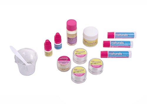 Kiss Naturals all natural lip balm making kit.