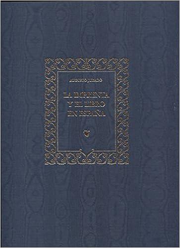 La imprenta y el libro en España: Amazon.es: Jurado, Augusto: Libros