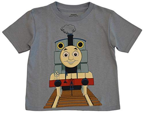 Thomas the Tank and Friends Little Boys' Toddler Thomas The Tank Engine Tee (2T) Light Blue