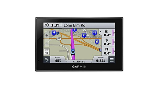 Garmin Nuvi 2599LMTHD Portable GPS Navigator for North America (Bluetooth, Voice Control, Free Lifetime Map and Traffic Updates) (Certified - Direct Tracking Link Number