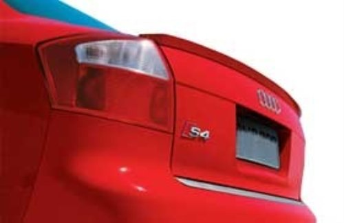 Rear Trunk Lid Wing Sport Spoiler Lip For Audi A4 S4 RS4 – B7 + B6 S Line Sedan